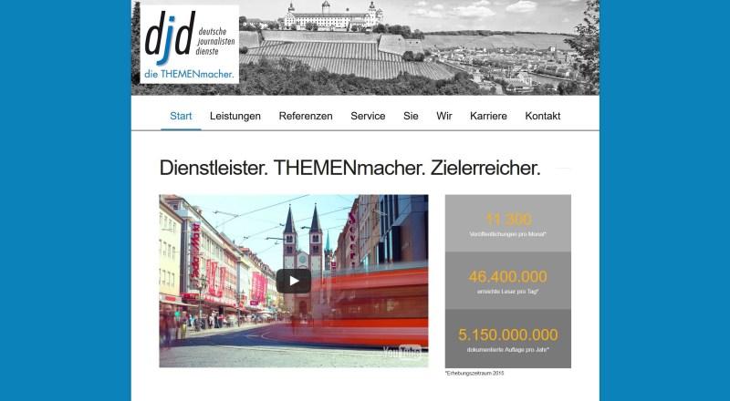 Website djd